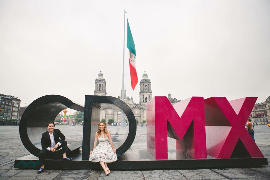 Boda en Mexico - CDMX