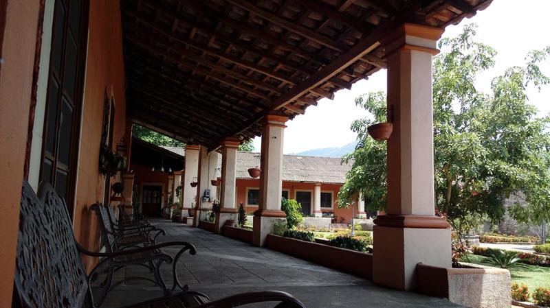 Hacienda de Guadalupe Amatlan Veracruz