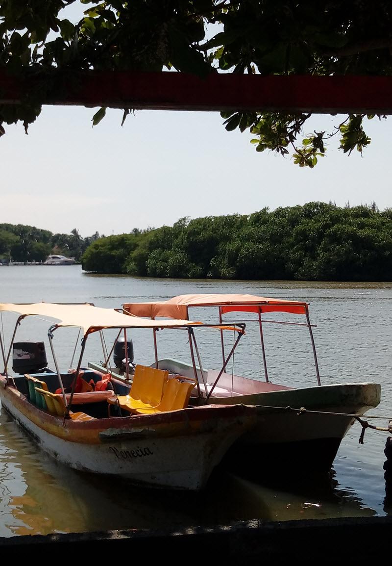 Laguna Mandinga Boca del Rio - Lugares para Visitar en Veracruz