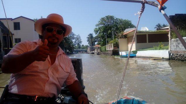Tour Laguna Mandinga Boca del Río
