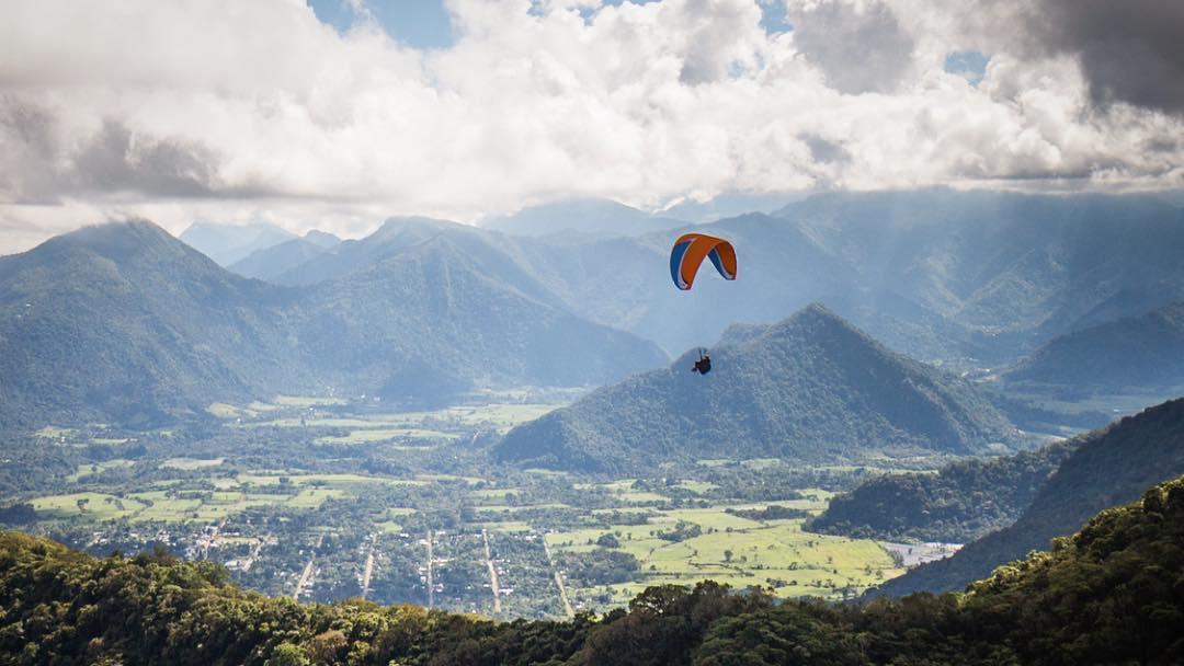 9 Mejores Lugares para volar en Parapente en México