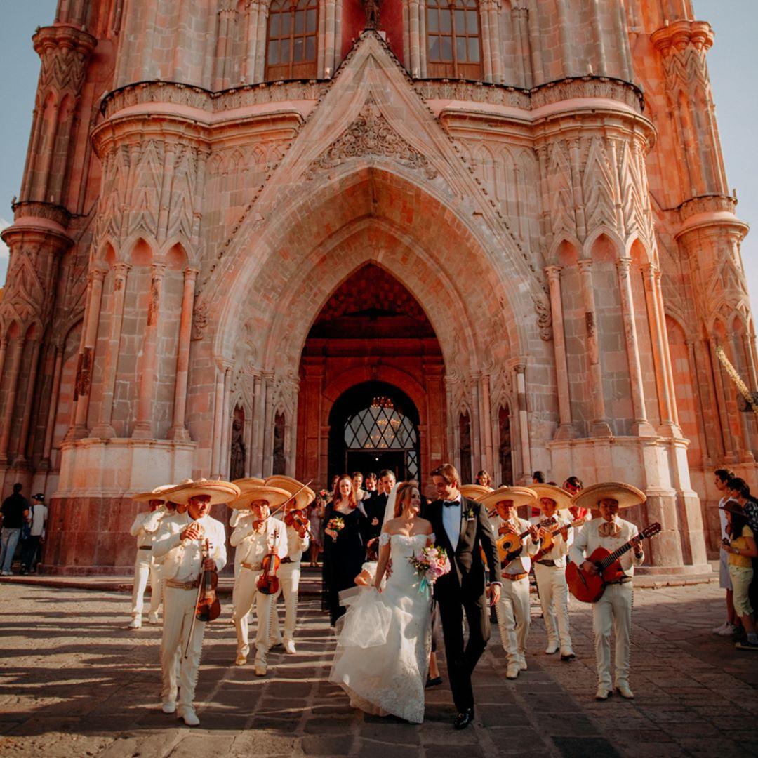 Boda en Mexico - San Miguel de Allende