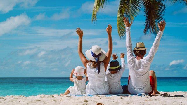 Los Mejores Hoteles en Cancún para Viajar en Familia