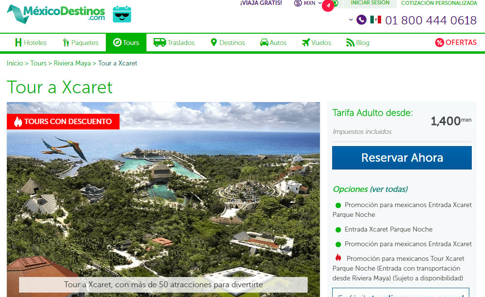 How and Where to Buy Cheap Tickets to Xcaret Saving!