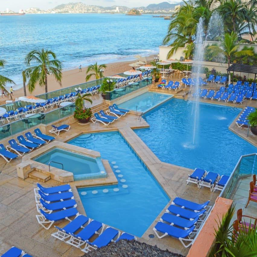 Paquetes con Desayuno en Acapulco