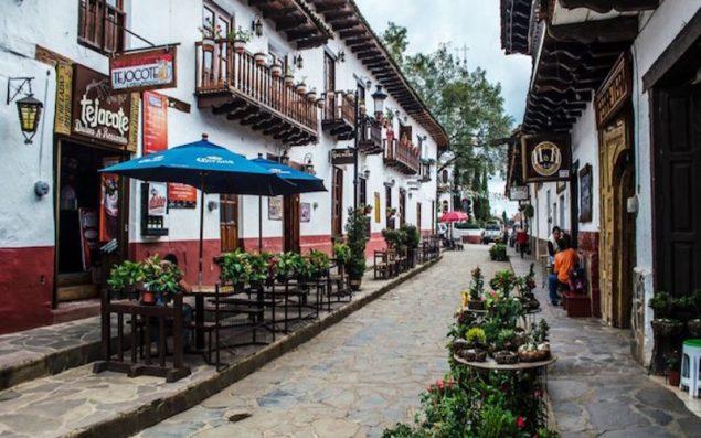 Andador calle Hidalgo