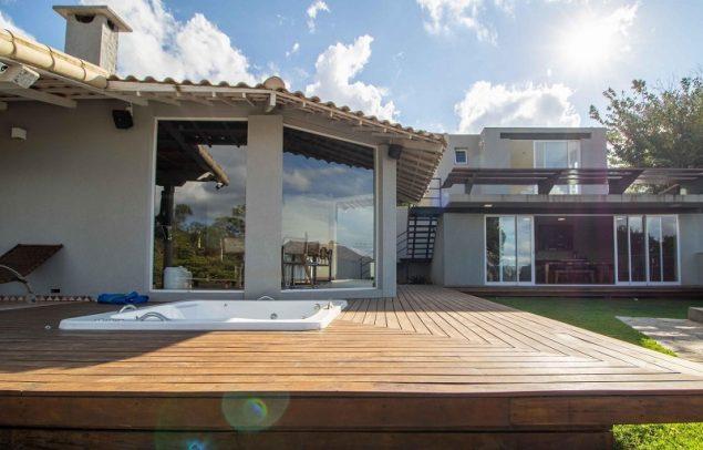 casa sin restricción