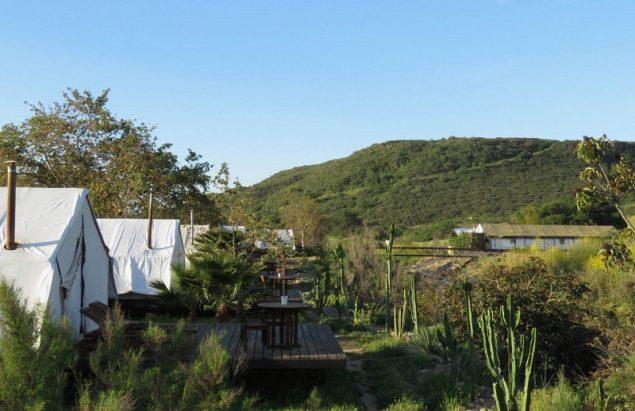 campamento Mexico