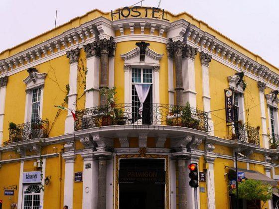 hostal México