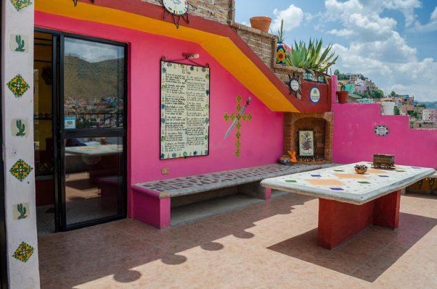 hostales en México