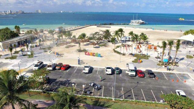 Las 7 mejores playas públicas en Cancún