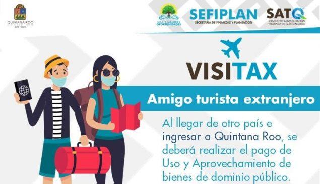 impuesto Visitax